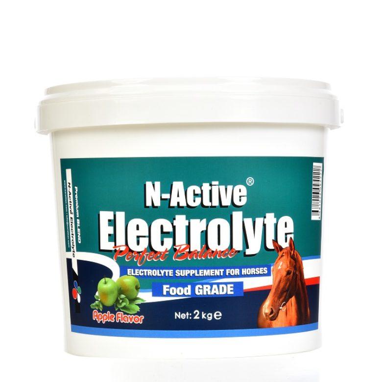 N-A Electrolyte Apple
