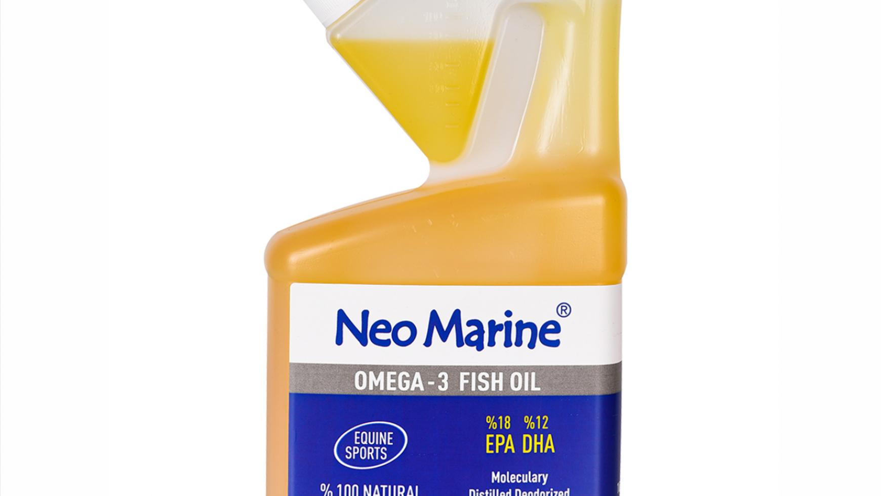 NEO MARINE OMEGA-3 FISH OIL