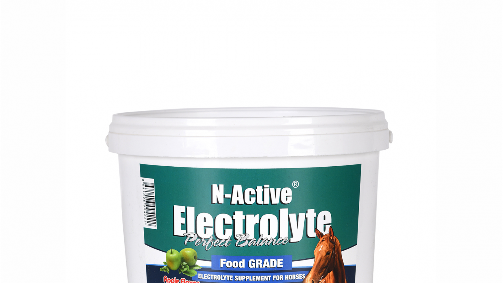 N'ACTIVE ELECTROLYTE APPLE