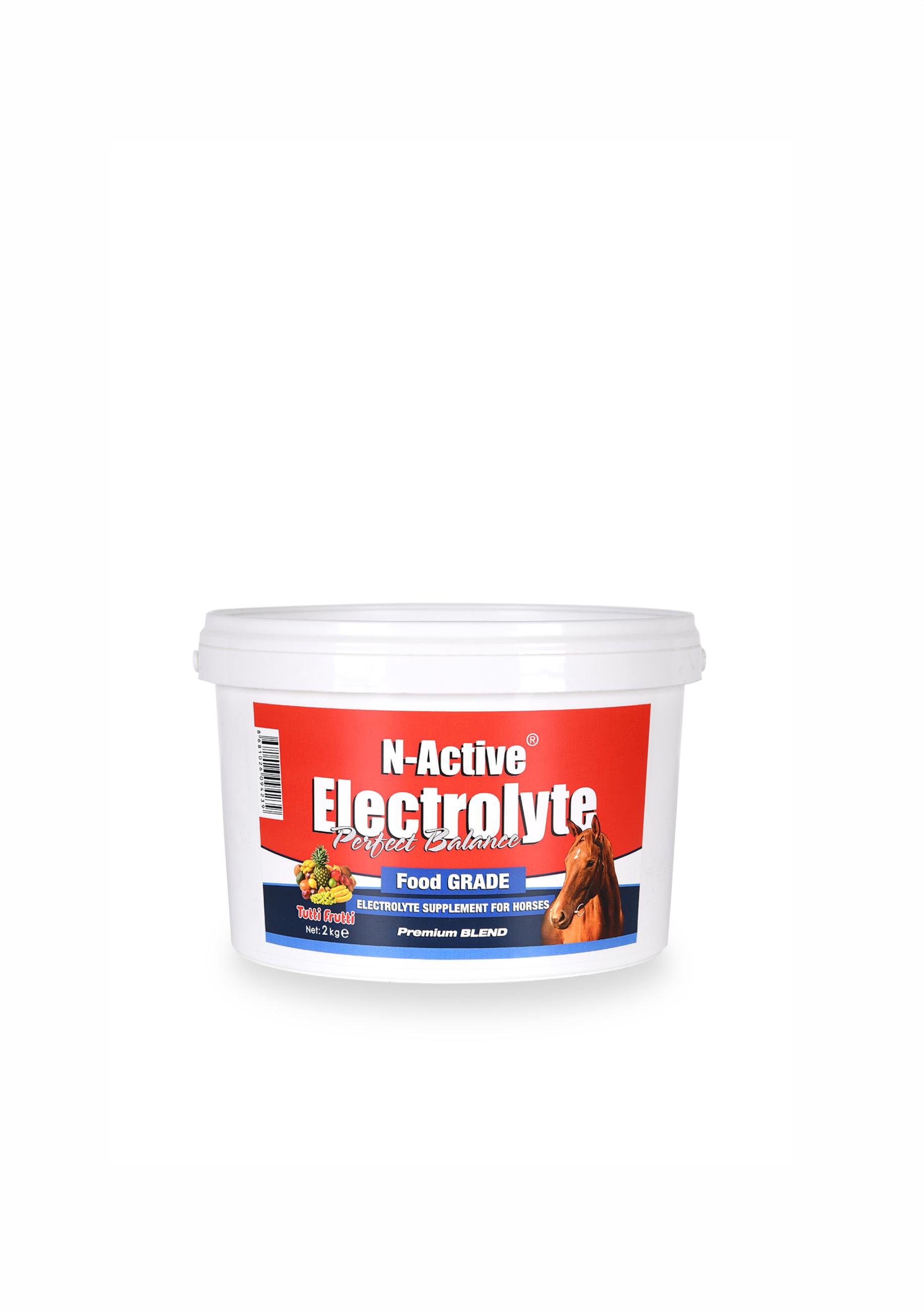 N-ACTIVE ELECTROLYTE TUTTI FRUTTİ