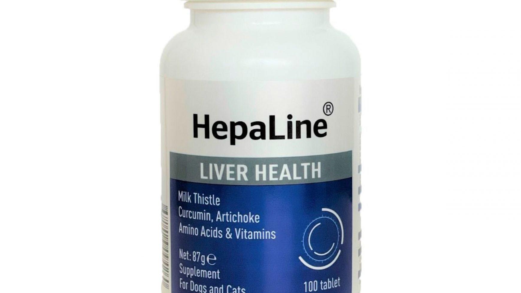 HEPALINE 100 Tablet